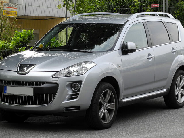 Peugeot 4007 null