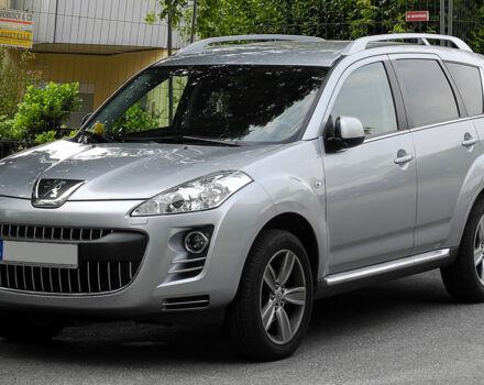 Как мы тестировали Peugeot 4007