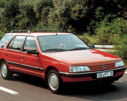 Як ми тестували Peugeot 405