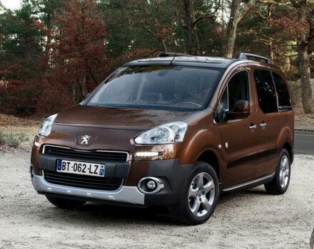 Peugeot Partner Tepee 2015