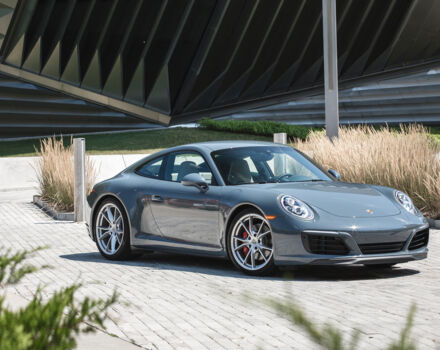 Porsche 911 2017