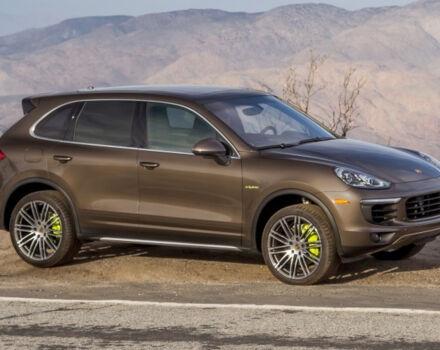Як ми тестували Porsche Cayenne 2016