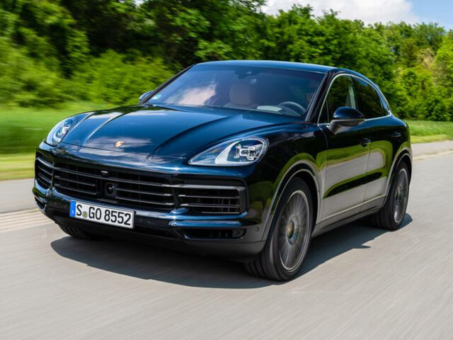 Как мы тестировали Porsche Cayenne 2020