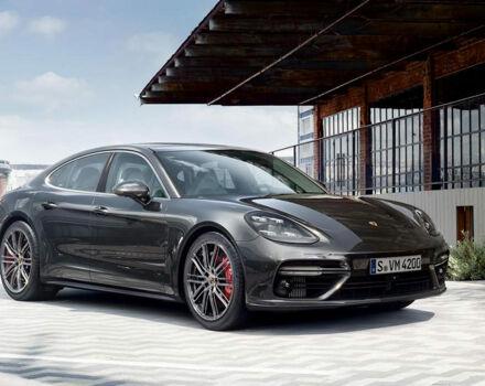 Як ми тестували Porsche Panamera 2017