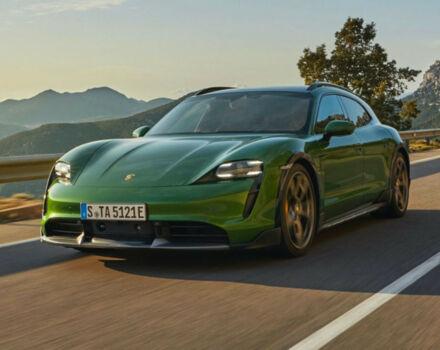 Купить новый автомобиль Порше Тайкан 2021 на автобазаре AutoMoto.ua