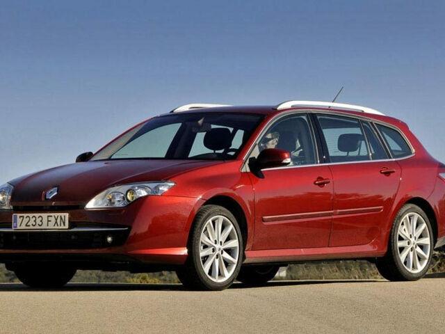 Як ми тестували Renault Laguna