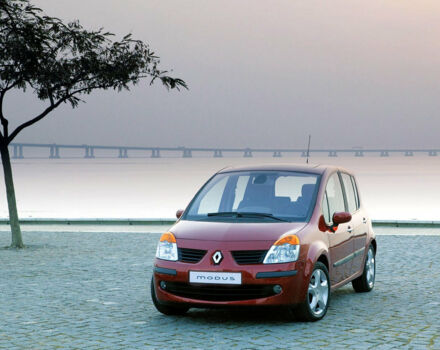 Як ми тестували Renault Modus