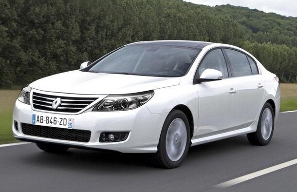Renault Safrane 2014