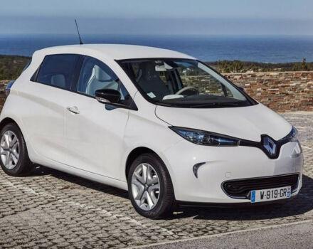 Renault Zoe 2016
