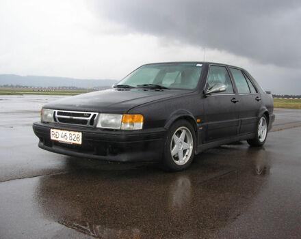 Як ми тестували Saab 9000