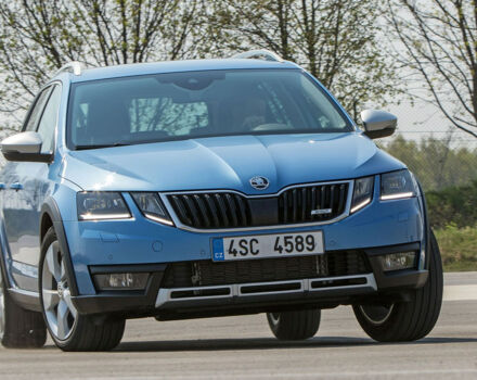 Skoda Scout null