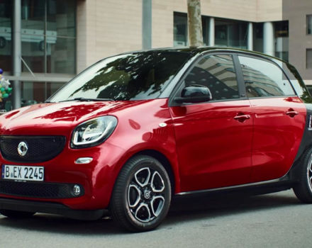 Smart Forfour null