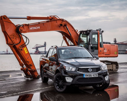 SsangYong Musso null