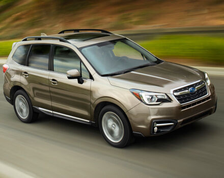 Як ми тестували Subaru Forester 2017
