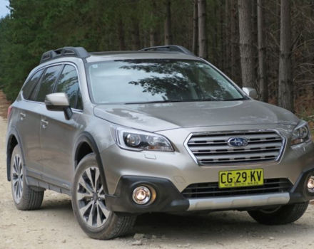 Як ми тестували Subaru Outback 2016