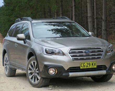 Як ми тестували Subaru Outback 2016