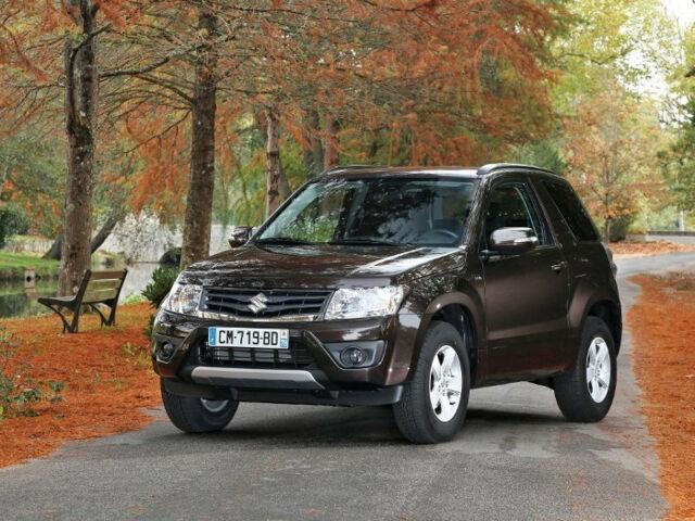 Как мы тестировали Suzuki Grand Vitara