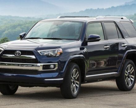 Как мы тестировали Toyota 4Runner 2016