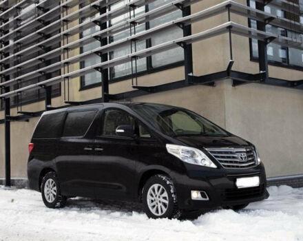 Toyota Alphard null