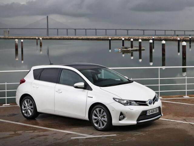Как мы тестировали Toyota Auris 2015