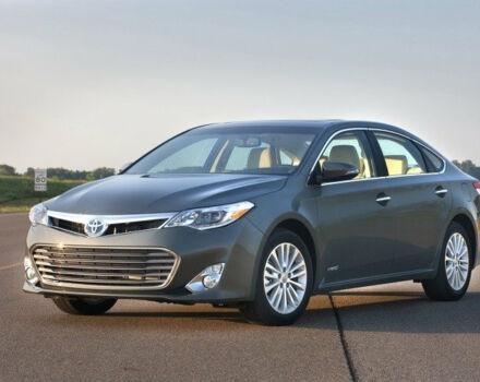 Как мы тестировали Toyota Avalon 2016