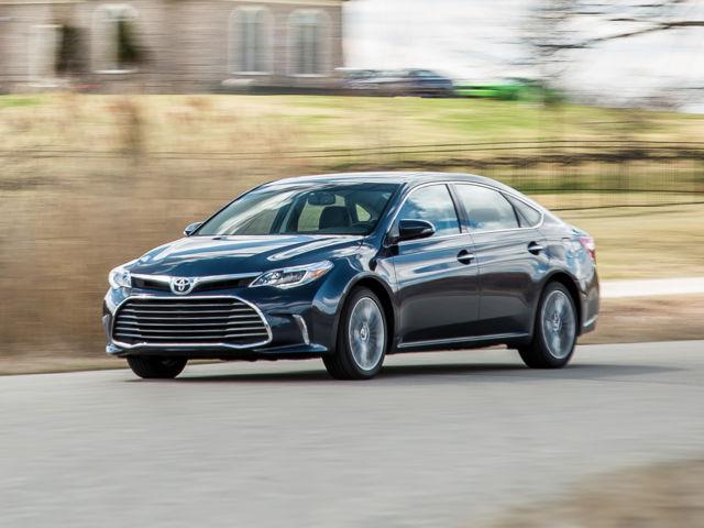 Як ми тестували Toyota Avalon 2017