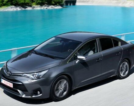 Як ми тестували Toyota Avensis 2016
