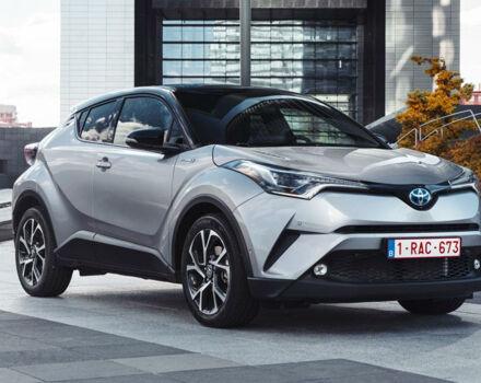 Як ми тестували Toyota C-HR 2019