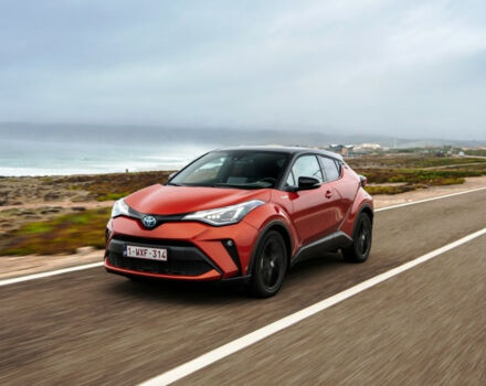 Как мы тестировали Toyota C-HR 2020