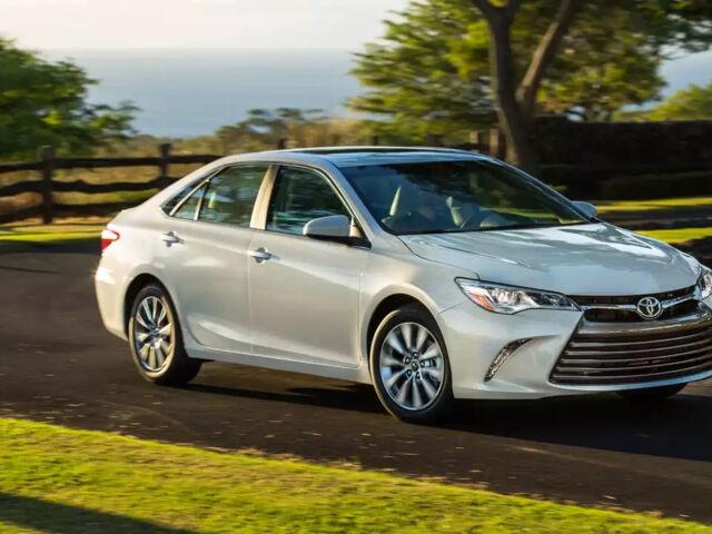 Як ми тестували Toyota Camry 2017