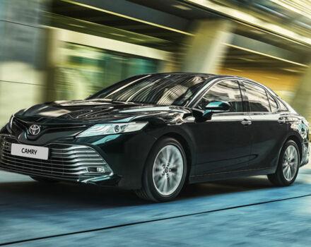 Як ми тестували Toyota Camry 2019