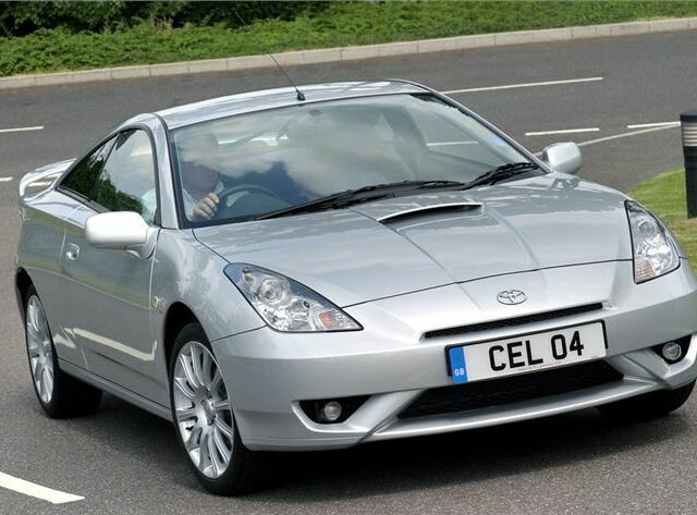 Toyota Celica null