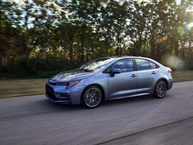 Как мы тестировали Toyota Corolla 2020