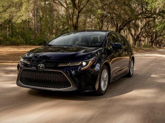 Купить новый автомобиль Тойота Королла 2021 на автобазаре AutoMoto.ua