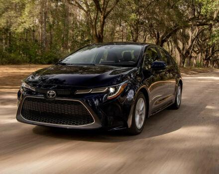 Купити новий автомобіль Тойота Королла 2021 на автобазарі AutoMoto.ua