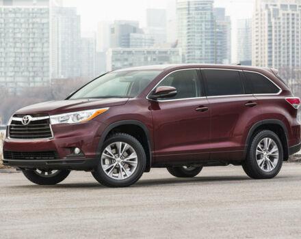 Як ми тестували Toyota Highlander 2016