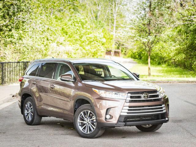 Как мы тестировали Toyota Highlander 2018