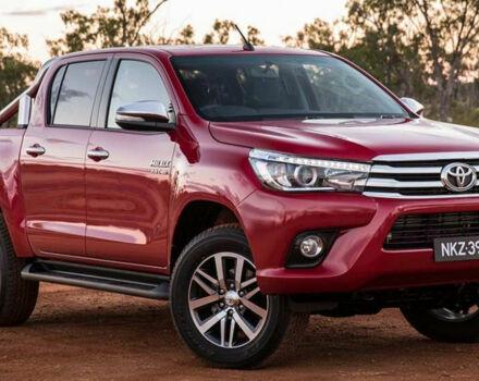 Як ми тестували Toyota Hilux 2016
