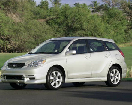 Toyota Matrix null