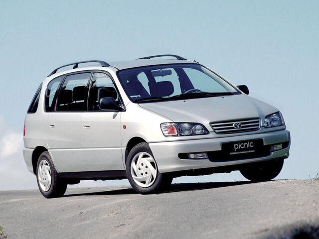 Toyota Picnic null
