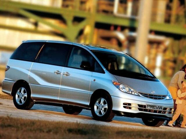 Як ми тестували Toyota Previa