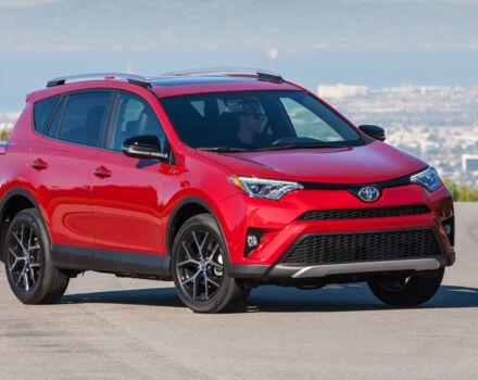 Як ми тестували Toyota RAV4 2016