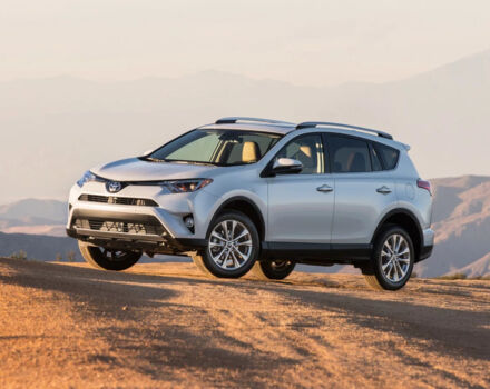 Как мы тестировали Toyota RAV4 2017