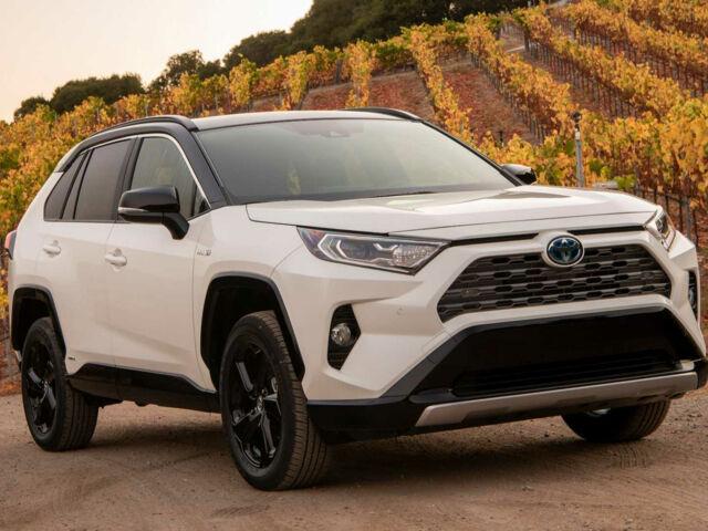 Как мы тестировали Toyota RAV4 2019