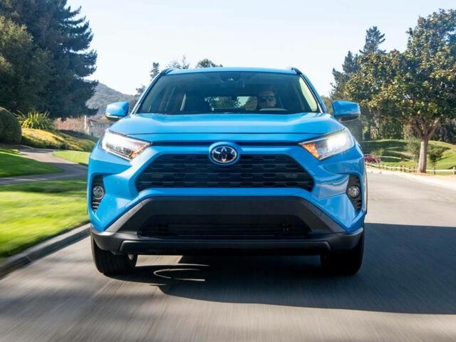 Как мы тестировали Toyota RAV4 2020
