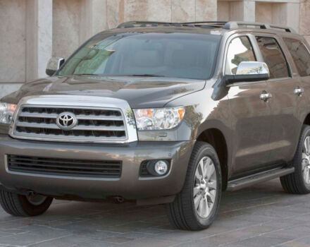 Как мы тестировали Toyota Sequoia 2016