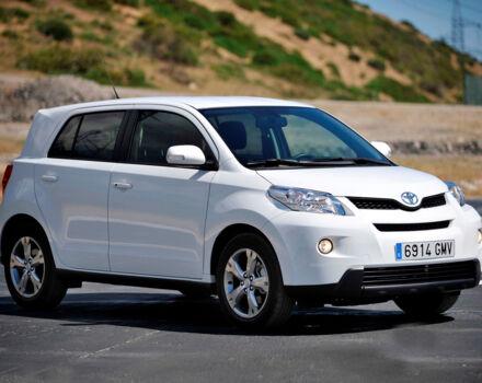 Toyota Urban Cruiser null