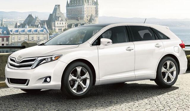 Как мы тестировали Toyota Venza 2015