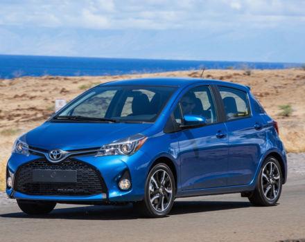 Как мы тестировали Toyota Yaris 2016
