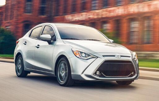 Как мы тестировали Toyota Yaris 2019